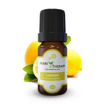 『植物療法』HERBS THERAPY 檸檬 精油 10ml x3 瓶=30ml
