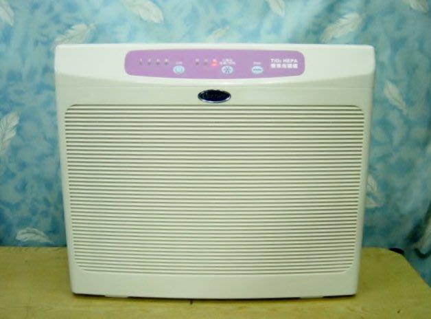 @【小劉2手家電】開立CARRIER 光觸媒空氣清淨機