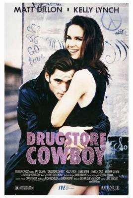【藍光電影】迷幻牛郎/追陽光的少年 DRUGSTORE COWBOY (1989)