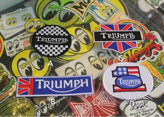 (I LOVE樂多)經典布章 TRIUMPH BSA Norton Cafe 英倫 Racer