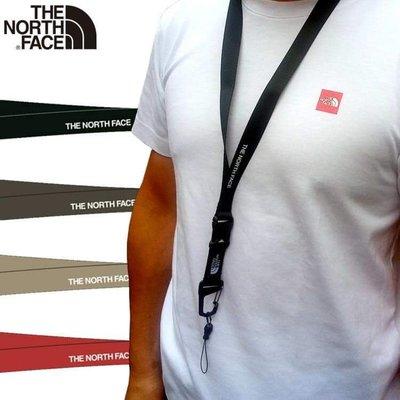 可面交 現貨 全新 日本限定 The North Face  Lanyard 證件吊帶 手機吊帶