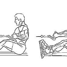 【Fitek 健身網】多功能重訓手把☆坐姿划船拉桿☆坐姿划船和滑輪下拉訓練☆須配合重量訓練機使用☆重訓配件