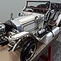 仿古鐵藝老爺車模型 1909年勞斯萊斯銀魅老爺...