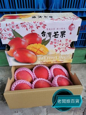 時令水果 - 台南南化山區天然愛文芒