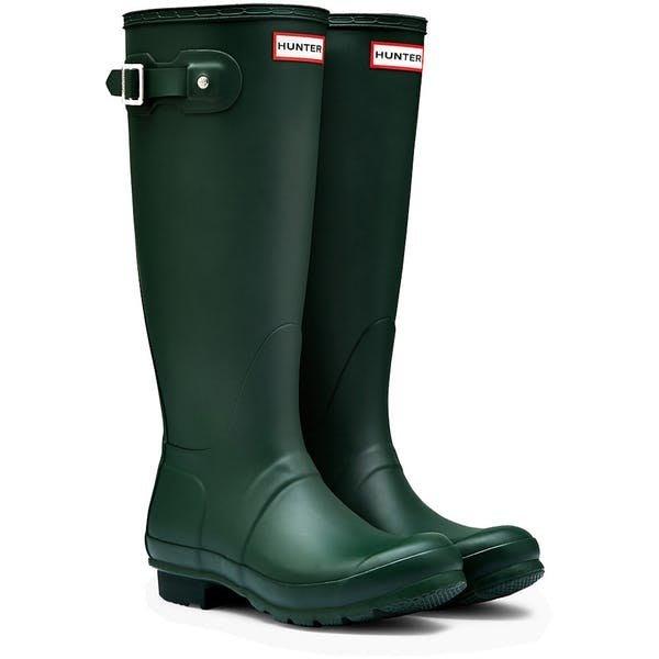 Hunter Original tall 長雨靴 綠色 英美正品代購 減價 4250含運