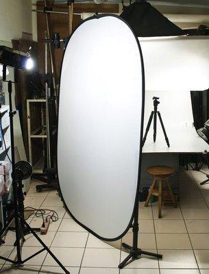 呈現攝影-德國 Phottix 大型柔光板 1.5×2M 白色透光 柔光幕 擴散板 去背板 外拍 棚拍 離機閃