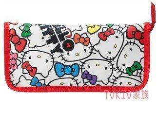 《東京家族》HELLO KITTY 凱蒂貓 不織布餐具包 現貨