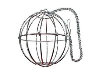皇冠ACEPET 吊掛式 兔用牧草球 R-A192 懸吊式 牧草架12cm,每顆129元
