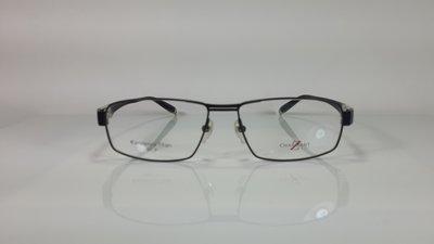 CHARMANT-Z 光學眼鏡 ZT11767-BK (黑) 鈦合金鏡框 菁英系列 台北市