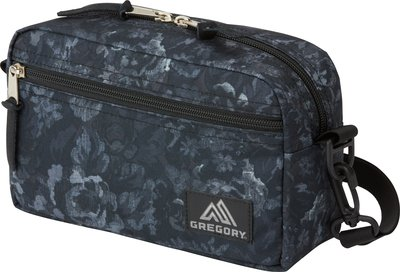 Gregory Padded Shoulder Pouch M(Black Tapestry)