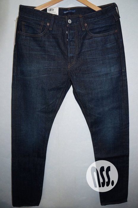 「NSS』Levis MADE & CRAFTED LMC 38683 0001 牛仔褲 W31 輕磅 赤耳 日本製