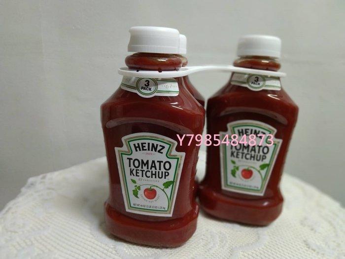 【COSTCO】好市多代購~HEINZ 亨氏 番茄醬/蕃茄醬(1.25kg×3瓶)促銷價325元(可面交或全家取貨)