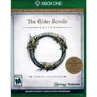 (現貨全新盒損)XBOX ONE 上古卷軸 Online:無限泰姆瑞爾 英文美版 The Elder Scrolls