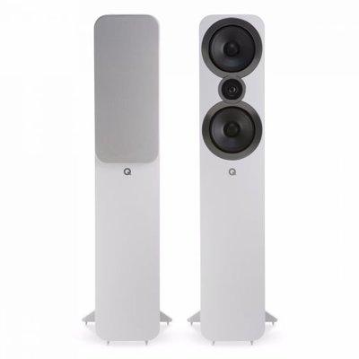 英國Q Acoustics  3050i落地式主喇叭(白色~黑色)~重現媲美原聲演奏的自然音效!!!