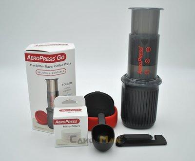 全新 Aeropress 愛樂壓 Go 總代理 送350張濾紙 矽膠頭版本 冰咖啡 美式咖啡 espresso