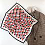100%蠶絲氣質圍巾 1308   米蘭風情