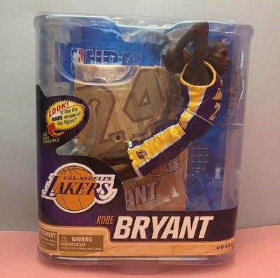 NBA Kobe Bryant 布萊恩麥法蘭20代變體限量公仔 非LBJ Jordan Curry Durant 字母哥