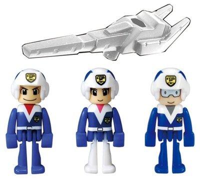 小丸子媽媽 日本TOMICA 特警隊人偶組A隊 緊急救援隊 日本TAKARATOMY 特警隊人偶組 TM82112