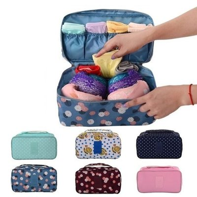 韓國 第三代收納包 小飛機 旅行 旅遊 多功能 內衣 內褲收納包 手提式旅行袋 行李箱 化妝包 小包包 【RB371】