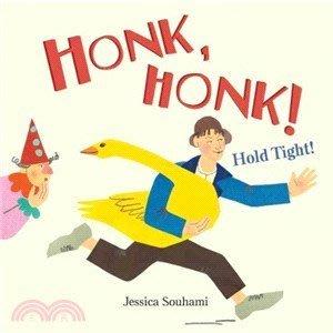 *小P書樂園* Honk, Honk! Hold Tight