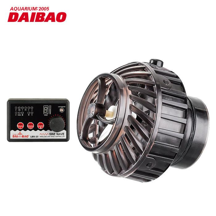 *海葵達人* E-DCS-30 DAIBAO 超薄正弦波 智能造浪器 DB-30 9000L/H