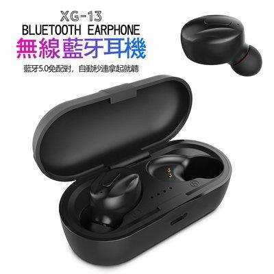 藍芽5.0免配對 真無線藍牙運動防水耳機 附耳帽 藍牙耳機 耳麥【C1001】