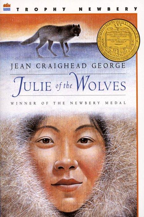 *小貝比的家*JULIE OF THE WOLVES/平裝/12歲以上/ 得獎小說