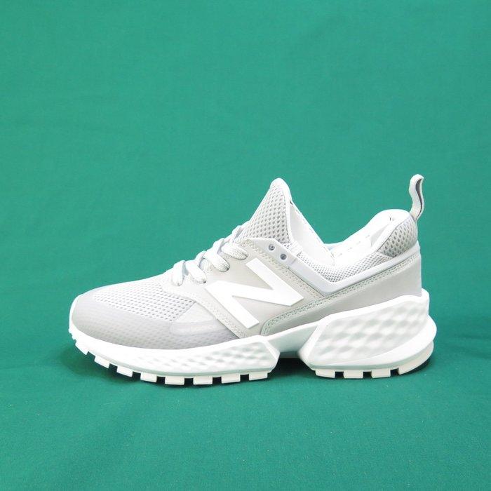 【iSport愛運動】New Balance 復古休閒鞋 公司正品 MS574PTC 男款 灰色 D楦