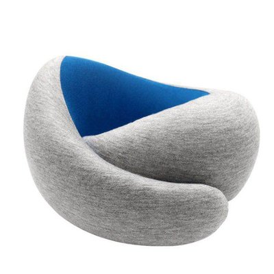 U型枕Ostrich Pillow Go鴕鳥枕午睡旅行護頸坐飛機火車睡覺神器U型枕頭