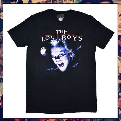 【三分之二】THE LOST BOYS Scream  //復古潮流/Tee