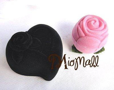 古典玫瑰精品戒指盒【ANNA SUI風格 玫瑰戒指盒】 情人節 飾品展示 求婚專用珠寶戒指盒