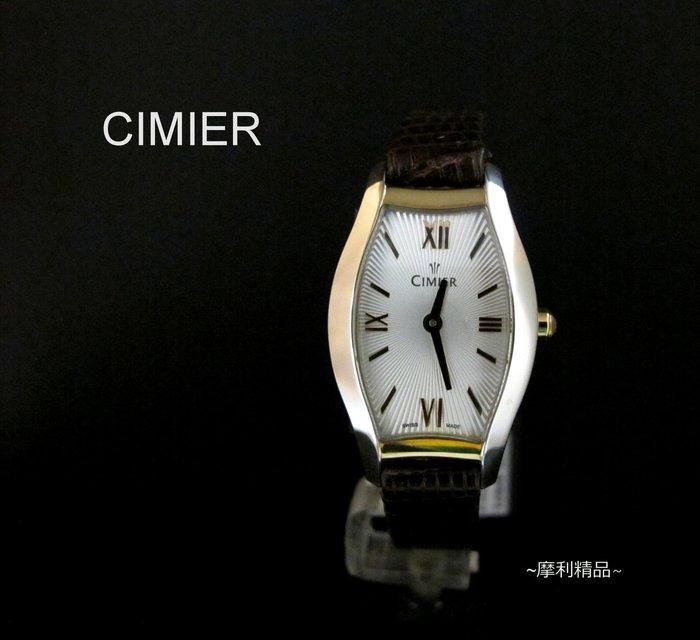 【摩利精品】Cimier茨米爾半金石英女錶 *內行都知道* 低價特賣