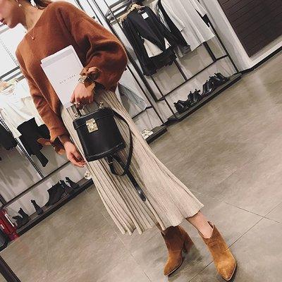 ~Linda~新款潮斜挎包女小包单肩包女迷你包时尚女包水桶包