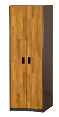 【行家家飾】8凱-B60148  集成雙色2*6 尺雙吊衣櫥 2只  另有其他系列寢具組可選擇點選超連結售完為止