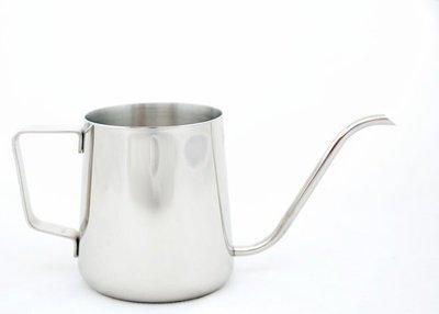 晴天咖啡☼ 240ml 迷你 掛耳式濾掛式咖啡手沖壺 304不銹鋼 細口壺 240cc