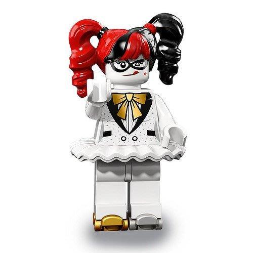 現貨【LEGO 樂高】2018最新 蝙蝠俠電影2 人偶包抽抽樂 人偶系列 71020 | #1 迪斯可哈莉+金銀溜冰鞋