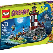 全新絕版- Lego 樂高 75903 Scooby-Doo! Haunted Lighthouse -  Scooby-Doo系列