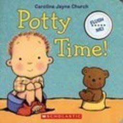 *小貝比的家*POTTY TIME! /硬頁+聲音/0~2歲