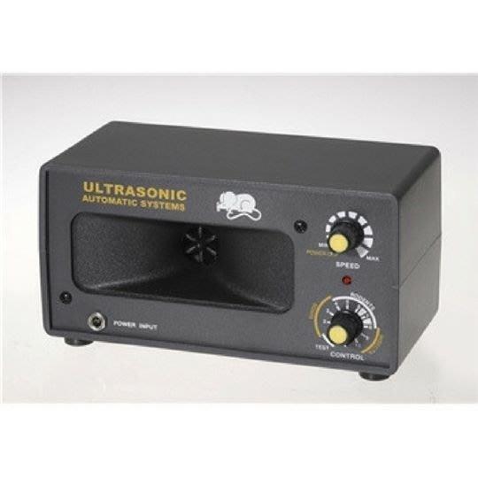 SafePRO® 超音波驅鼠器、超聲波驅蟲器-家用、營業用型50坪適用-台灣製造(110V)