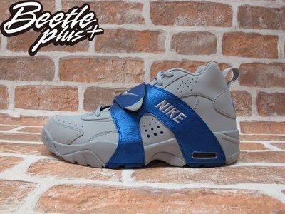 BEETLE NIKE AIR VEER 灰藍 水藍 魔鬼氈 GD  權志龍 北卡 男鞋 599442-003 9.5