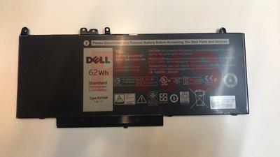 ☆【全新DELL TYPE ROTMP R0TM E5270 E5450 E5470 原廠電池 】62WH 6MT4T