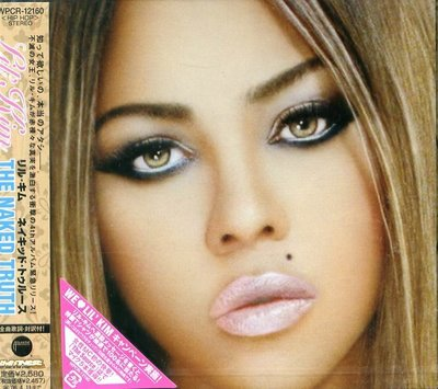 K - Lil' Kim - The Naked Truth  - 日版 - NEW