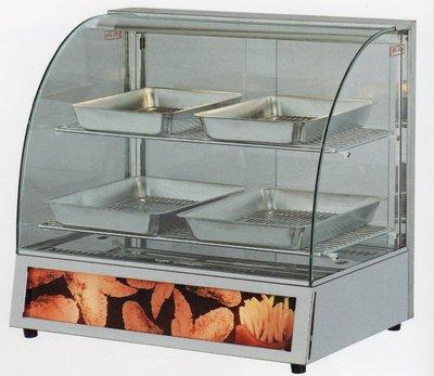 【鈦賀餐飲設備】寶鼎  BRR-2X2 保溫箱 2格2層