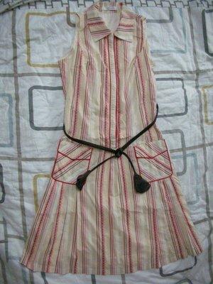 jacob00765100 ~ 正品 single noble 獨身貴族 織繡 氣質洋裝 size: S