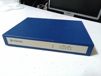 飛魚星 VOLANS VE760 二手網路行為管理路由器