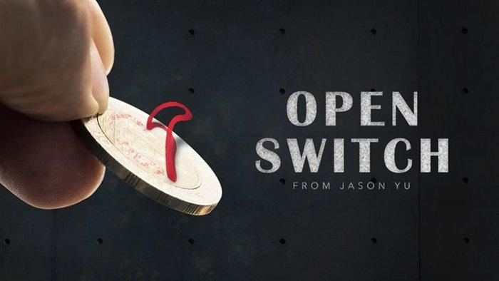【天天魔法】【S1280】正宗原廠~打開開關~Open Switch by Jason Yu