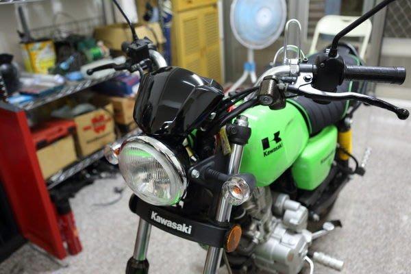 [極致工坊] 小雲豹 雲豹 移植 BWS 大B 儀表 線組 電路 不鏽鋼 白鐵 錶架