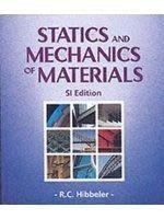 老殘二手書  Statics and Mechanics of Materials Si 0131290118 R. C