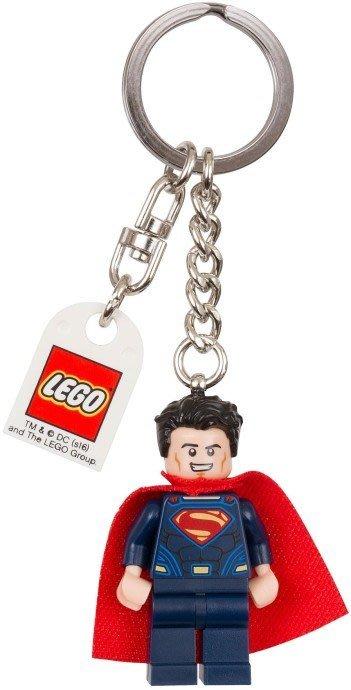 現貨【LEGO 樂高】2016 最新款 美國官網正品 積木 鑰匙圈 人偶 吊飾/ DC英雄聯盟 超人 Superman