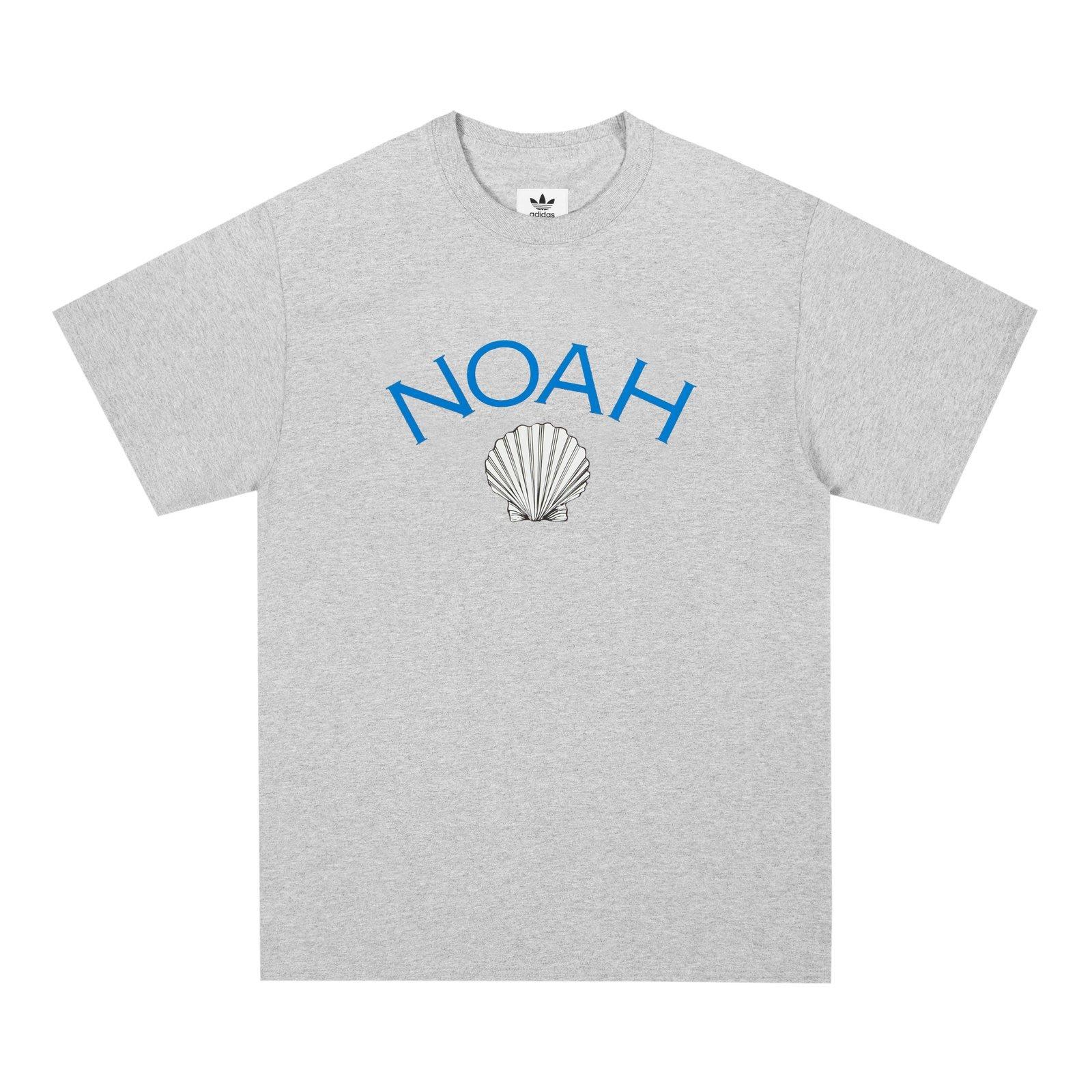 【日貨代購CITY】2020AW NOAH Adidas Shell Logo Pocket 灰 貝殼 口袋 短T 現貨